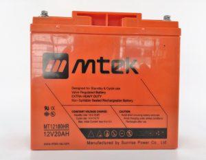 Bateria seca