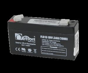bateria Netion 6v 1,3AH