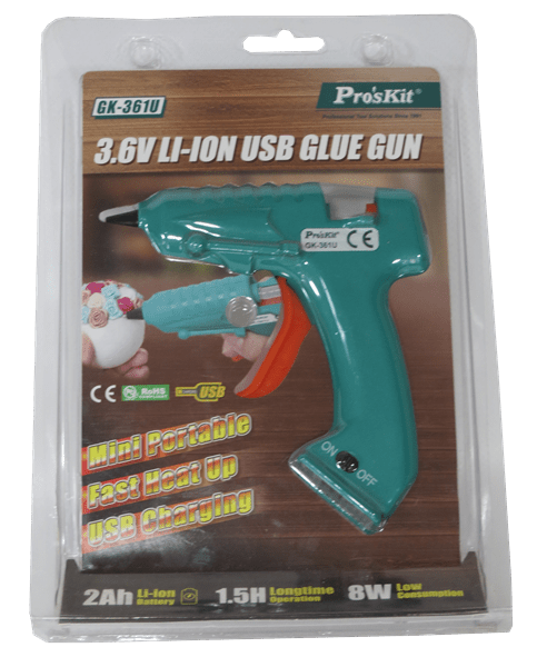 injector de silicona recargable GK-361U PROSKIT