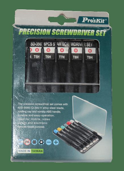 set de destornilladores ProsKit