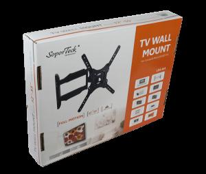 soporte tv lp4-444 32-55 pulg 2 brazos