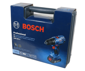 taladro percutor atornillador bosch GSR 180LI