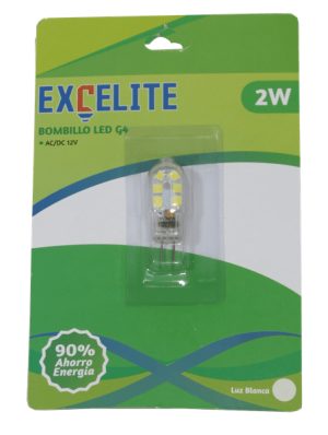 BOMBILLO LED g4 12V
