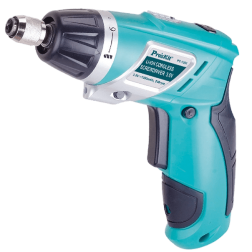 destornillador inhalambrico ProsKit PT-1361 1