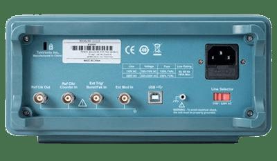 TEKTRONIX Generador de funciones AFG 1062 posterior
