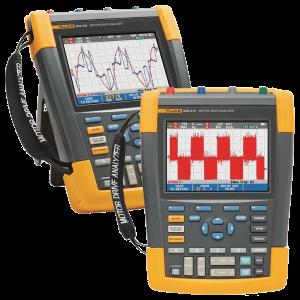 Analizador de variadores de velocidad MDA-550